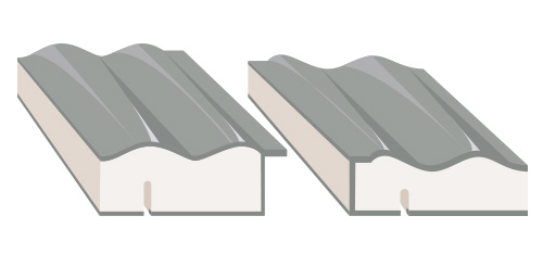 ABetterPanel_Product_Image_corrugated-panel-lap-joint_Innisfail_Alberta